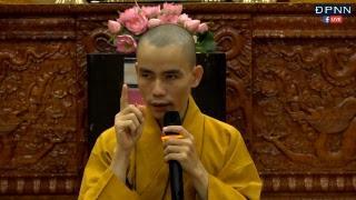 Lớp Kinh Pháp Cú - ĐĐ. Thích Ngộ Phương thuyết giảng ngày 15-09-2018.
