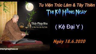 Từng Giọt Sữa Thơm 30 - Thầy Thích Pháp Hòa(Tv Tây Thiên,Ngày 18.6.2020)