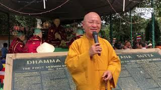 Tượng Phật chuyển pháp luân
