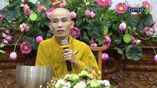 ĐĐ.Thích Ngộ Phương trả lời vấn đáp khóa tu Thiền Tứ Niệm Xứ lần 15