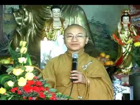 Không thể bại vong (17/01/2010) video do Thích Nhật Từ giảng