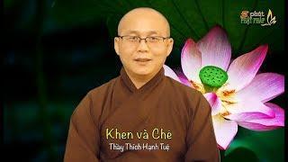 5 phút Phật giáo - Số 48: Khen và Chê