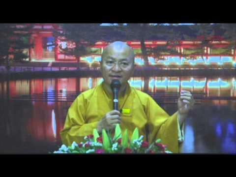Trưởng lão HT Thích Trí Tịnh: Huyền Trang về kinh điển đại thừa của PGVN - Thích Nhật Từ