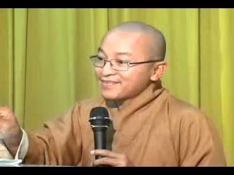 Chiến Thắng Thói Quen - Phần 2/2 (31/12/2006) video do Thích Nhật Từ giảng