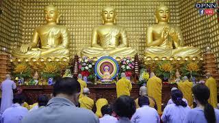 Lễ Sám Hội tại chùa Giác Ngộ, ngày 07 - 03 - 2020