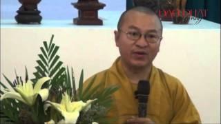 Ý Nghĩa Tự Thiêu Của Bồ Tát Quảng Đức (23/05/2013) video do Thích Nhật Từ giảng
