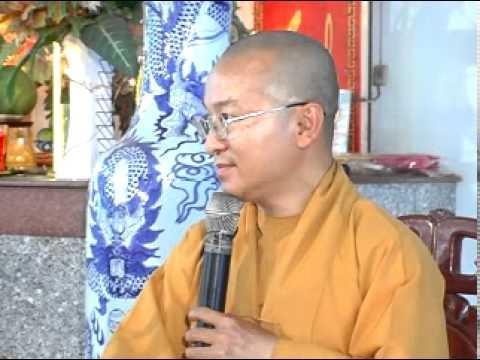 Vấn đáp: Không sợ hãi và nhân bản vô tính (04/04/2011) video do Thích Nhật Từ giảng