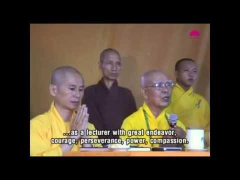 Từng bước chân đi - phần 2/2 - Thích Chân Quang