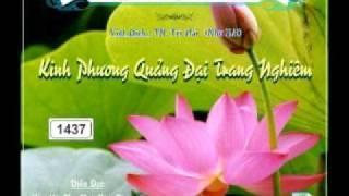 Kinh Phương Quảng Đại Trang Nghiêm (Trọn Kinh, 5 Phần)