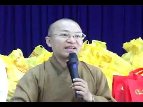 Hạnh phúc giữa đời thường (02/02/2010) video do Thích Nhật Từ giảng