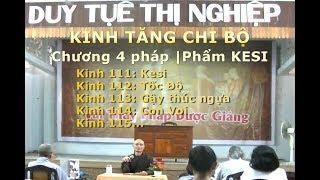 Kinh Tăng Chi | Chương 4 pháp | Phẩm Kesi