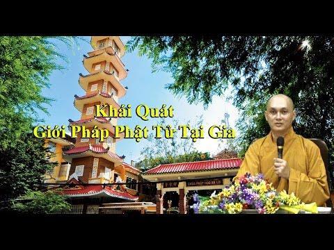 Khái Quát Giới Pháp Phật Tử Tại Gia