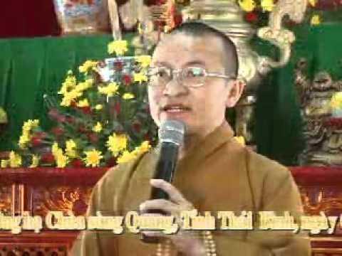 Phật Giáo Nhập Thế 02 (01/07/2008) video do Thích Nhật Từ giảng