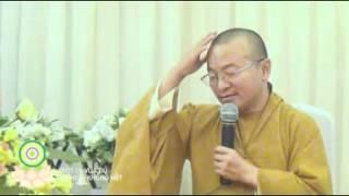 Triết Lý Vừa Đủ, Xài Hoài Không Hết (29/01/2012) video do Thích Nhật Từ giảng