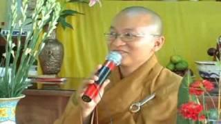 Nụ cười hoan hỷ (26/02/2007) video do Thích Nhật Từ giảng
