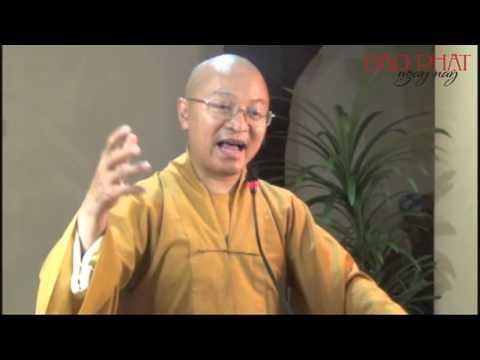 Cày Ruộng Hạnh Phúc (27/11/2012) video do Thích Nhật Từ giảng