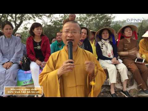 Hành hương Phật tích- Trại giam vua Tần-bà-sa-la