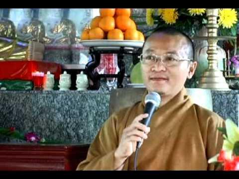 Ý nghĩa vu lan 02 (13/09/2009) video do Thích Nhật Từ giảng