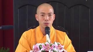 PHONG CÁCH CỦA NGƯỜI PHẬT TỬ ĐI CHÙA - TT. Thích Quang Thạnh 2009