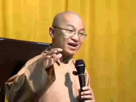 Kinh Trung Bộ 040: Chính danh và chính hạnh của người tu (23/07/2006) video do Thích Nhật Từ giảng