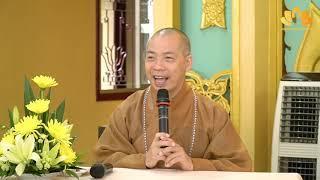 MỘT NGÀY AN LẠC | Thích Quang Thạnh | Từ Nghiêm 04.10.2020