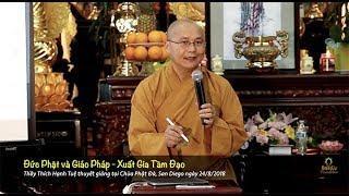 Đức Phật và Giáo Pháp - Xuất Gia Tầm Đạo