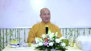 Vipassana - Đoạn diệt một pháp trong tâm (tt) || Thầy Thích Trí Huệ