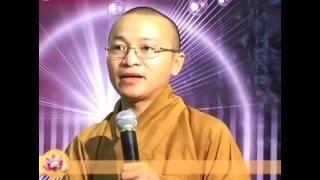 Kinh Trung Bộ 049: Phật, Chúa và Ma A (22/10/2006) video do Thích Nhật Từ giảng