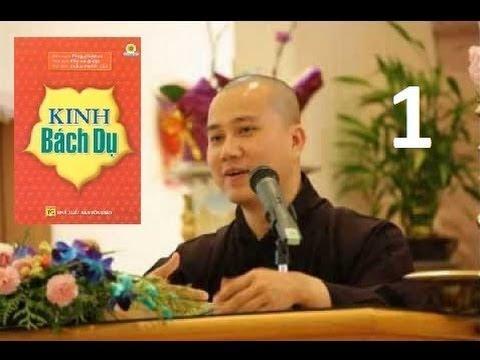 Kinh Bách Dụ (Trọn Bài, 15 Phần)