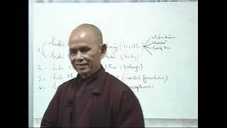 Dị bộ tông luân luận 10 - Kinh quán niệm hơi thở 04  (07/11/2004)
