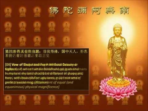 Nhạc Niệm Phật và 48 Đại Nguyện Của Đức Phật A Di Đà (Mới, Rất Hay)