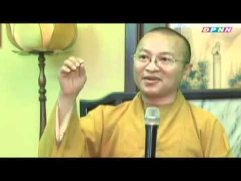 Vấn đáp: Phật học ứng dụng 01: Tình yêu và sự nghiệp (21/08/2011) video do Thích Nhật Từ giảng