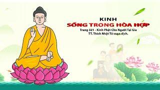 Tụng Kinh SỐNG TRONG HÒA HỢP tại chùa Giác Ngộ ngày 13/04/2021