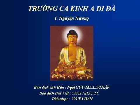 Kinh A Di Đà - 1: Nguyện Hương - Võ Tá Hân phổ nhạc