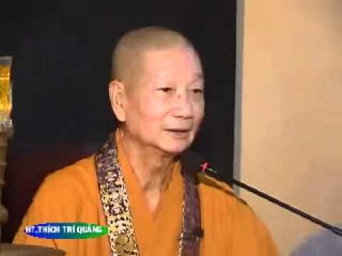 Pháp thoại của HT. Thích Trí Quảng tại chùa Hội An - Vĩnh Long (22/07/2009)