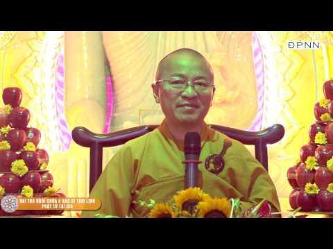Vai trò ngôi chùa, bác sĩ tâm linh và Phật tử tại gia