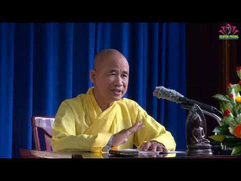 CĐ: Khái Quát Một Số Vấn Đề Về An Cư Kiết Hạ Thời Đức Phật. Thuyết Giảng: TT. Thích Thiện Xuân