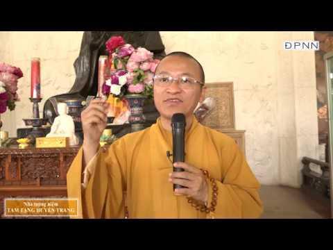Hành hương Phật tích- Nhà tưởng niệm Tam Tạng Huyền Trang -  TT. Thích Nhật Từ