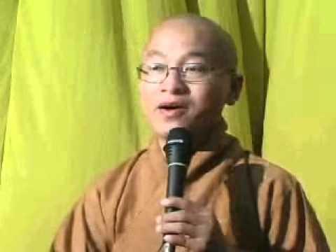 Kinh Trung Bộ 061: Thuật giáo dục trẻ em (21/01/2007) video do Thích Nhật Từ giảng