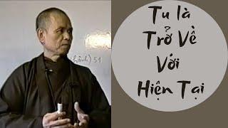 Chánh Niệm [Phần II]   Phật Pháp Căn Bản 11   TS Thích Nhất Hạnh(26-12-1993, XT, Làng Mai)