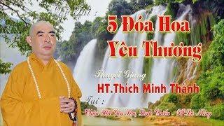 Năm Đóa Hoa Yêu Thương, HT Thích Minh Thành , Chùa Hải Vân Sơn, TP Đà Nẵng