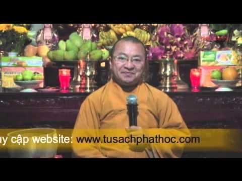 Các lễ quan trọng người Phật tử cần tham dự - Thích Nhật Từ - 13/02/2014