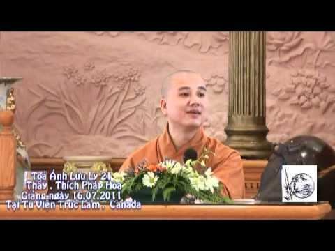 Tỏa Ánh Lưu Ly - Kinh Dược Sư giảng giải - Phần 21