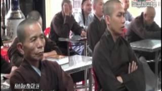 Kinh Duy Ma Cật 14: Truyền Bá Phật Pháp (07/08/2012) video do Thích Nhật Từ giảng