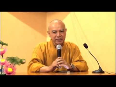 Phật pháp căn bản - Bài 3 : Pháp Tứ Đế