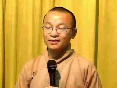 Vĩnh biệt cuộc đời (17/09/2006) video do Thích Nhật Từ giảng