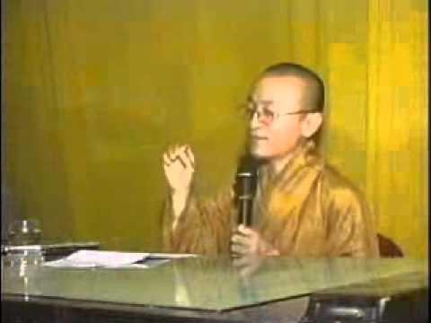 Kinh Trung Bộ 036: Tu thân và tu tâm (19/03/2006) video do Thích Nhật Từ giảng