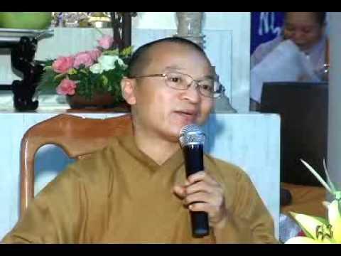 Vấn đáp: Trợ Tử, Phá Thai Và Mổ Xẻ (29/07/2009) video do Thích Nhật Từ giảng