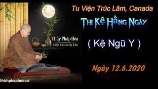 Từng Giọt Sữa Thơm 27- Thầy Thích Pháp Hòa (Tv Trúc Lâm, Ngày 12.6.2020)