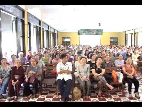 Bát Đại Nhân Giác 01: Cuộc đời vô thường (06/06/2010) video do Thích Nhật Từ giảng